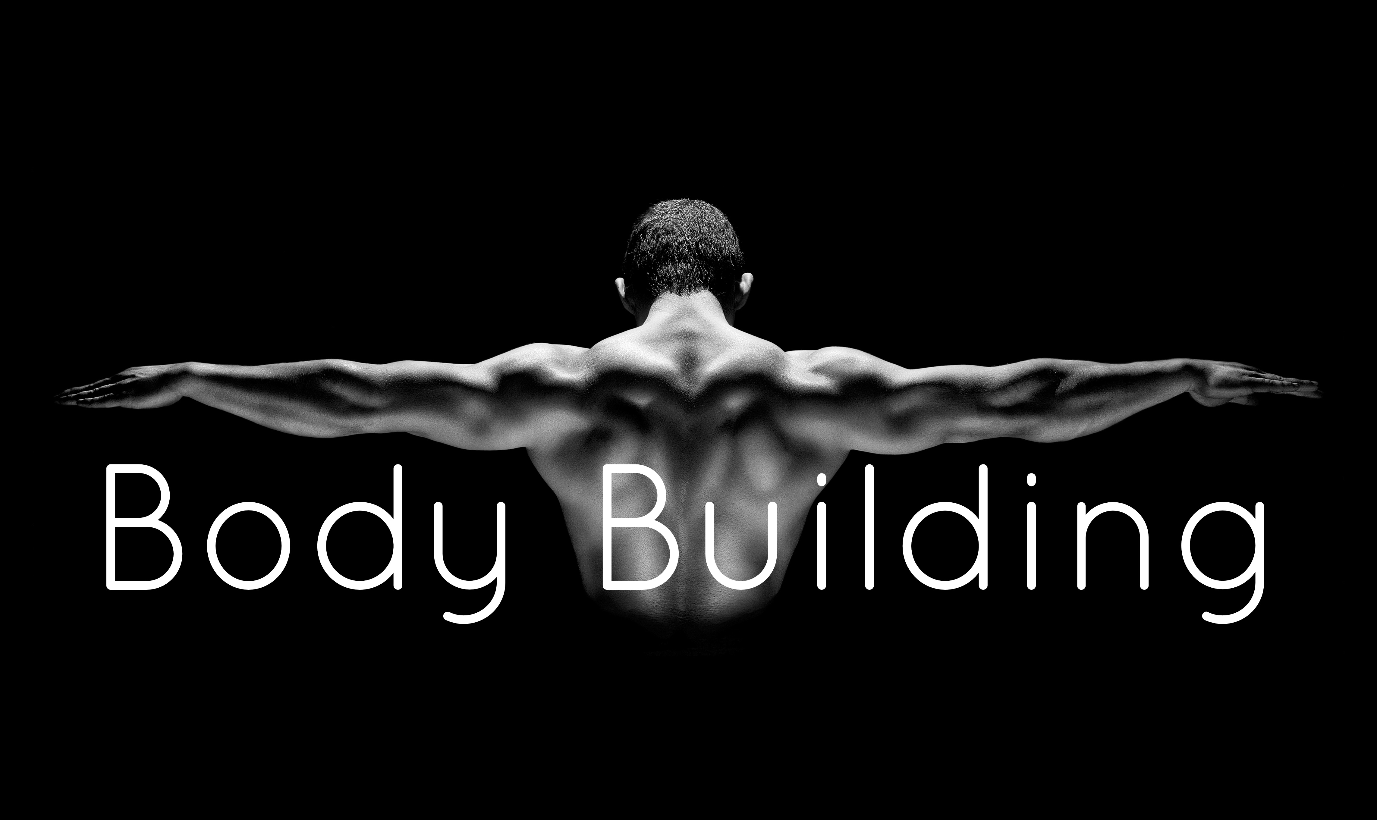 Body Building Title Slide